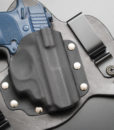 Sig Sauer P938 with Crimson Trace Laserguard 492 Leather Gun Holster
