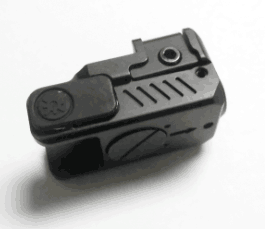 SUPER Ultra COMPACT Pistol RED Laser Sight for All full size and sub-compact handguns