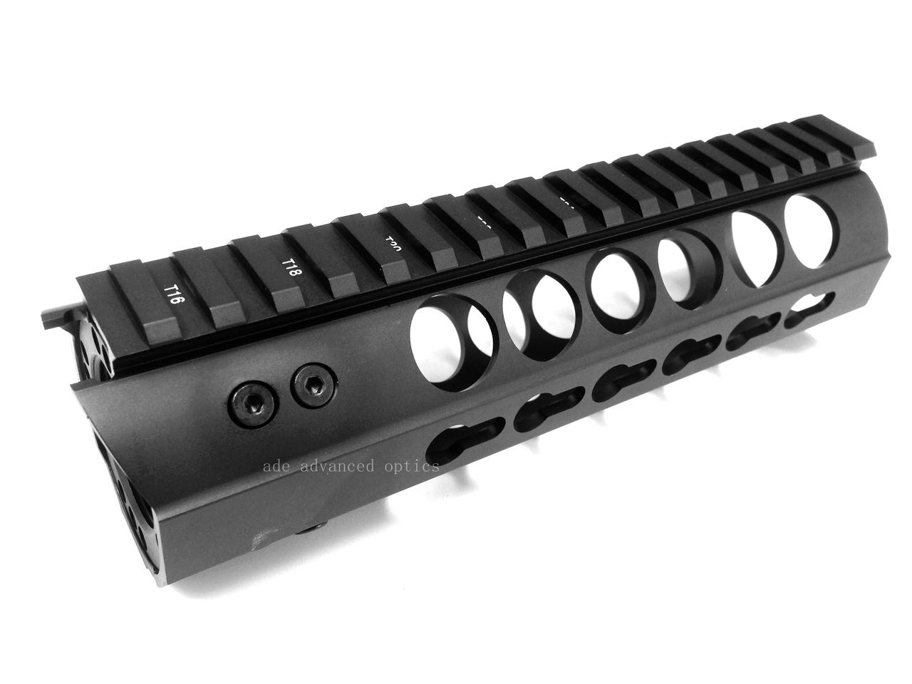 "Gen2! 7"" KEYMOD carbine super Slim Handguard quad rail"