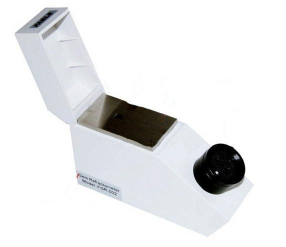 Professional Gem Refractometer monochromatic light