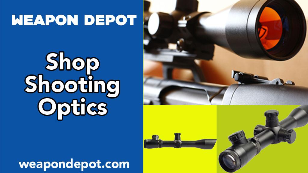shooting and hunting optics