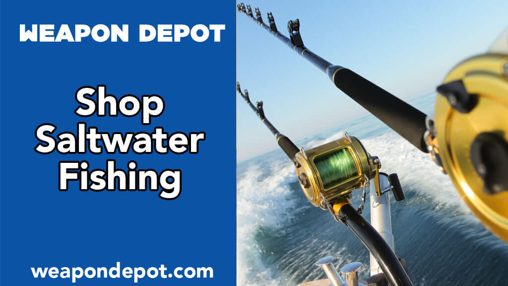 Buy Saltwater Fishing Reels Online