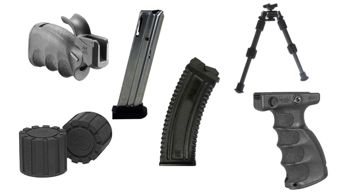 Weapon mechanics