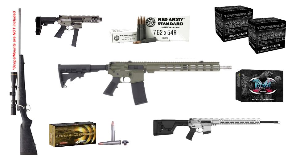 Alpha Rifle