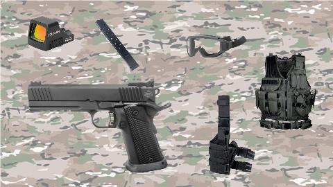 Tactical Prep Kit