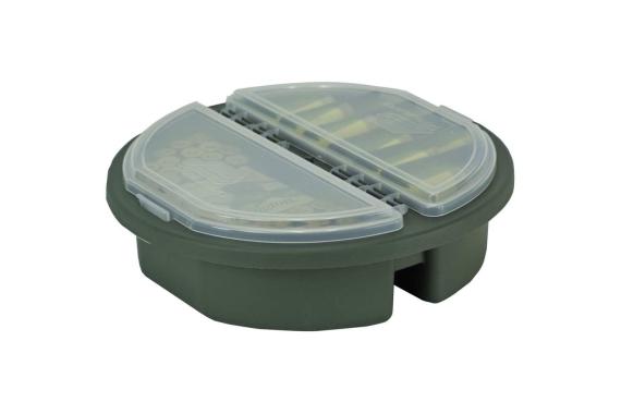 725-001 Bucket Top Stowaway - Green-clear