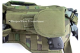 AR 15 RIFLE TACTICAL CASE SLING PISTOL & MAG POUCH INCLUDED