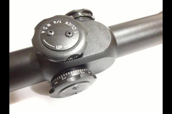 Ade Advanced Optics 6-25×56 First Focal Plane FFP Rifle Scope MOA Reticle 30mm