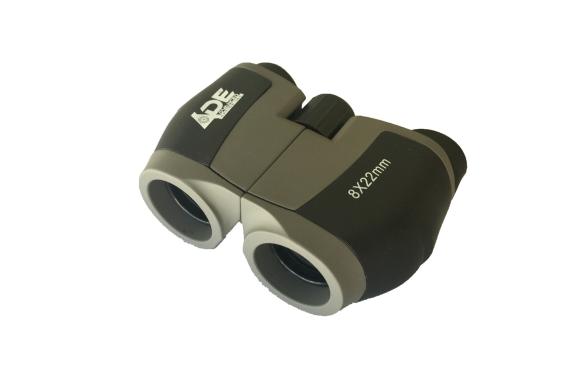 Ade Advanced Optics  8×22 mm Outdoor Hunting Compact Binocular 8x22mm 8x 22
