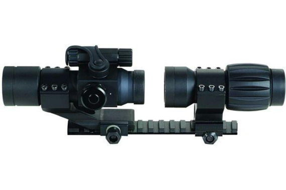 Ade Advanced Optics Tactical 3X Magnifier Scope Rifle Sight for Eotech Aimpoint