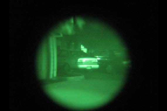 Ade POCKET SIZE 1×20 mm Mini Compact Night Vision Monocular Mono Goggle Scope