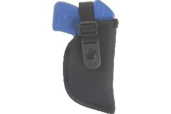 Allen Cortez, Allen 44805 Holster-pistol Cortez Nylon  Blk  Sz 5