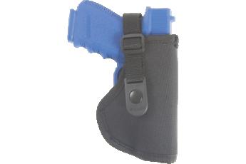 Allen Cortez, Allen 44806 Holster-pistol Cortez Nylon  Blk  Sz 6