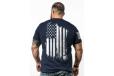 America T-shirt Navy - 2x-large