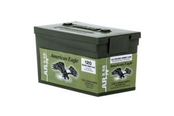 American Eagle 5.56 Mm Nato Ammunition