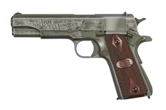 Auto-Ordnance - Thompson Fly Girl Ww2 1911a1 45acp 7+1