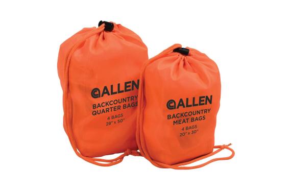 Backcountry Quarter Bags - 4 Pack - 20