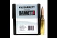 Barrett Firearms Ammo 416bar 452gr Mtac 10rd