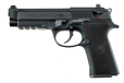 Beretta 92x Fullsize 9mm 17+1 Decocker