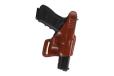 Bianchi 75 Venom Size 18 Belt Slide Holster Right Hand-Tan