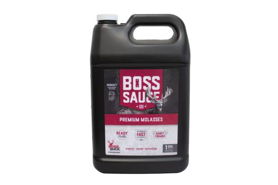 Boss Buck Boss Sauce Premium Molasses 1 Gallon