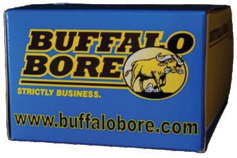 Buffalo Bore Ammunition Heavy, Bba 17a-20 35rem 220g Jfn        20-12