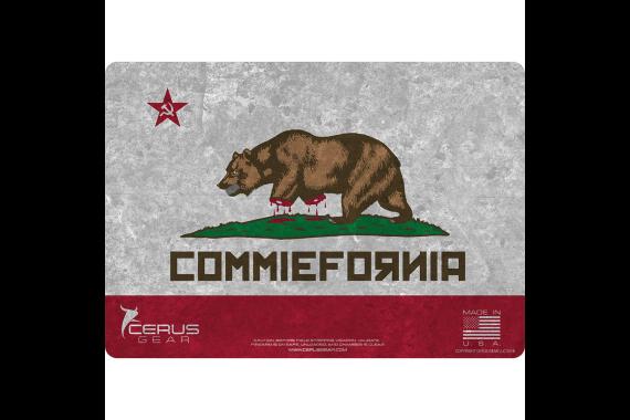 Commiefornia: No Right To Bear Arms Handgun Promat