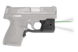 Crimson Trace Smith and Wesson Laserguards Pro Green Laser