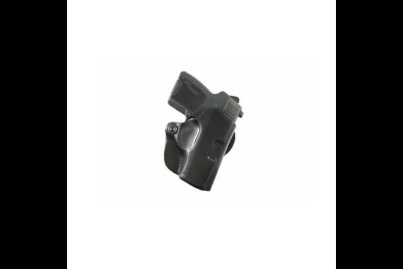 DeSantis RH Black Mini Scabbard Holster-Walther PPK PPK s