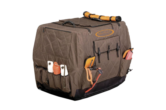 Dixie Insulated Kennel Cover, Brown-realtree Max 5, X-large