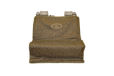 Dumr Two Brrl Dbl Seat Cover Bottomland