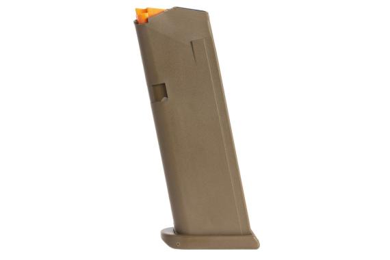 Glock 19 9mm - Fde - 15rd Magazine Bulk