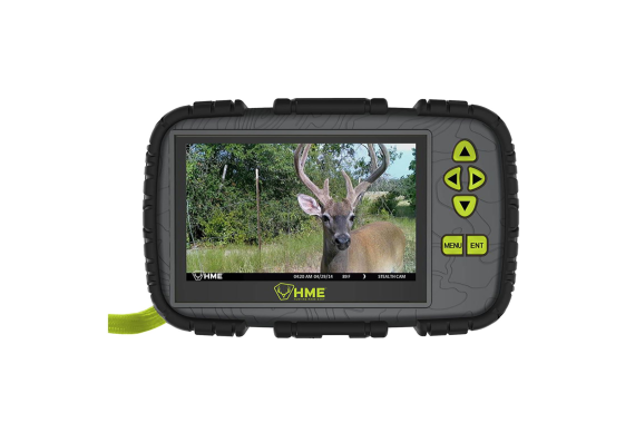 HME SD Card Reader Viewer with 4.3 inch LCD Screen