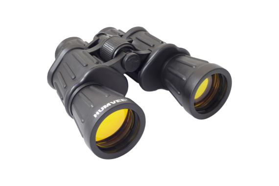 HUMVEE 20x50 Field Binocular Green Rubber Coated