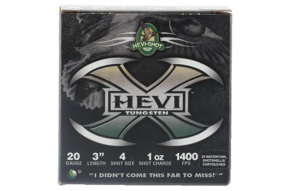 Hevishot Hevi-x, Hevi 52304 Hevi-x  20 3