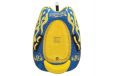 Howler - One Person Towable Tube - Yellow-blue