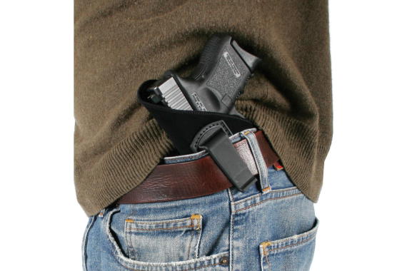 Inside-the-pants Holster - Black, Size 07, Left Hand
