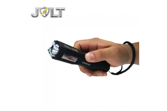 JOLT Lightning Rod Tactical Stun Flashlight 90m