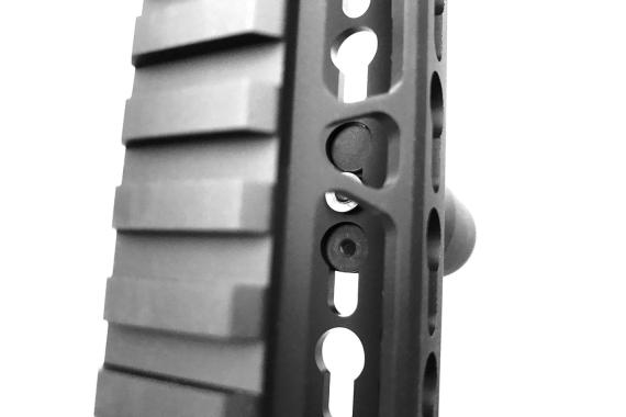 KeyMod Tactical Vertical Grip Ergonomic Forward Vertical Foregrip w/ Storage