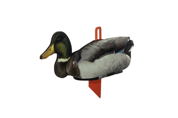 MALLARD DUCK DECOY – FOLDABLE AND COLLAPSIBLE FULL BODY DECOYS (6 DECOYS)