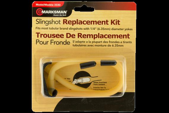 Marksman Slingshot, Mrk 3330  Replacement Band Kit