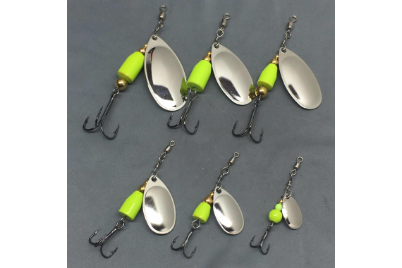 NWEO Tactical Tackle Spinners