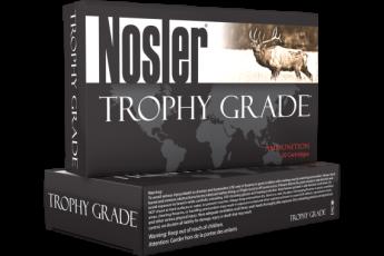 Nosler Trophy Grade, Nos 60010 Trophy 257rob+p 110 Ab             20-10