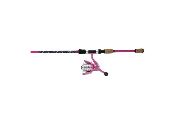 Okuma Fin Chaser X Series Combo 6ft 2pcs Pink