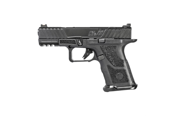 Oz9 Compact 9mm 4in Bbl 15rd Blk