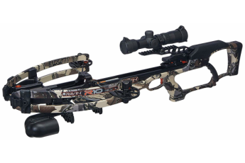 RAVIN CROSSBOW KIT R10 PREDATOR CAMO 400FPS With FREE case and a $100 rebate