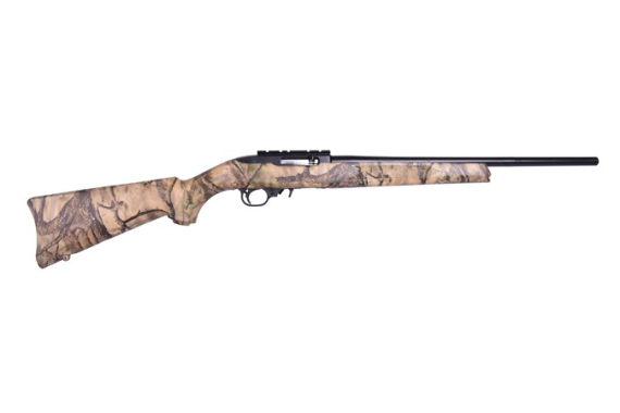 Ruger 10-22 Carbine Rifle 22lr Black Brush Camo Stock 10 Round Mag