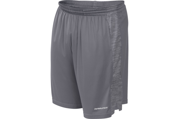 Rawlings Launch Short Gray Small