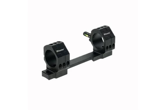 Remington 700 Sa 34mm High 1pc Mount Set Black