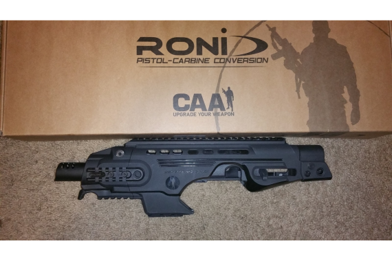 Roni Recon BA92 for Beretta 92fs and M9 (9mm,40S&W)